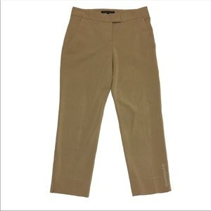 Theory Cropped Dress Pants / Capris